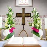 Dekoration Altar Hochzeit - Hochzeitsfloristik - Biancas Blumenstil - Rhön