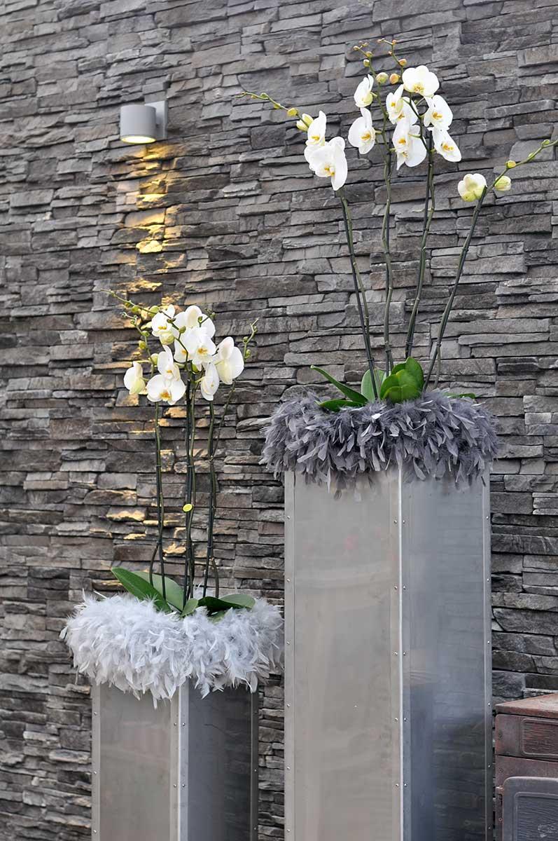 Tisch raumdekoration bianca 39 s blumenstil for Raumdekoration ideen